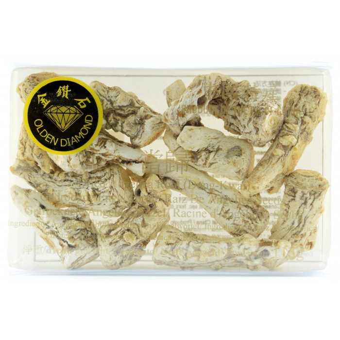 Golden Diamond Dried Dong Kwai Angelica Roots 113g / 金钻石 当归头