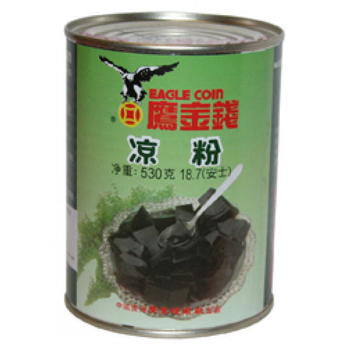 Eagle Coin Grass Jelly 530g / 鹰金钱牌凉粉 530g