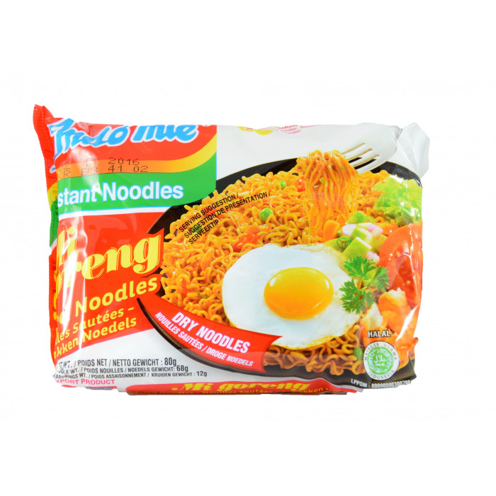 Indomie Instant Fried Noodles Mi Goreng 80g