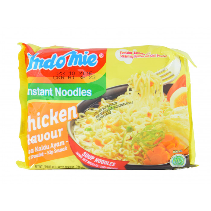 Indomie Instant Noodles Chicken 70g