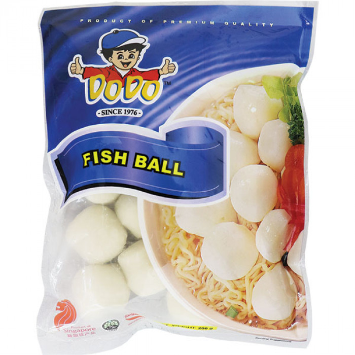 Do Do Fish Ball 200g