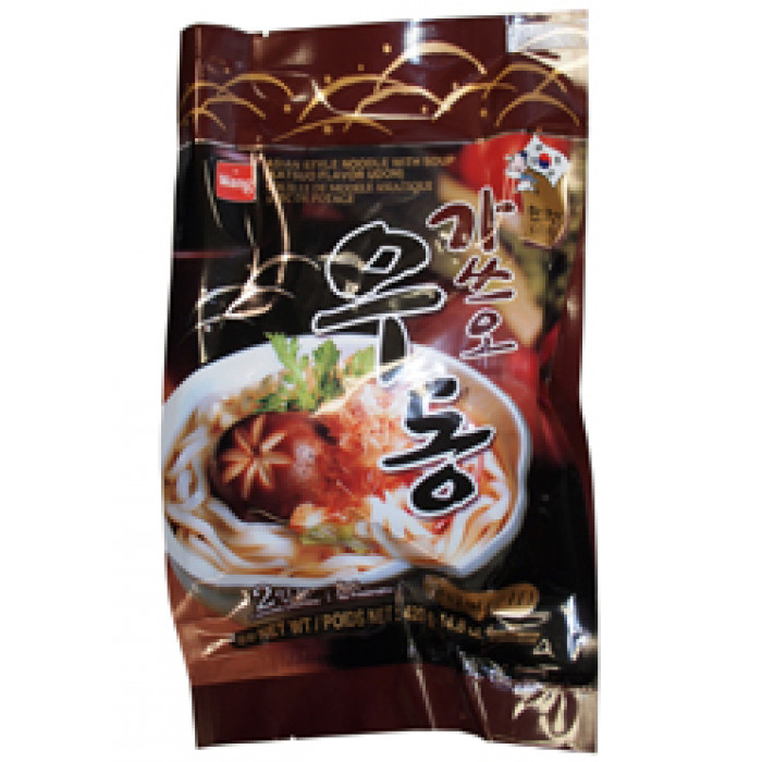 Wang Udon Katsuo Flavour 420g / 乌冬面 420克