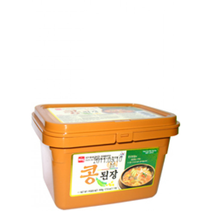 Wang Soy Bean Paste Fermented 500g