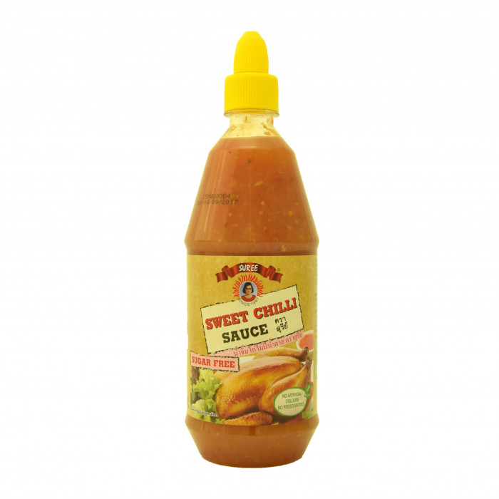 Suree Sweet Chilli Sauce Sugar Free 740ml