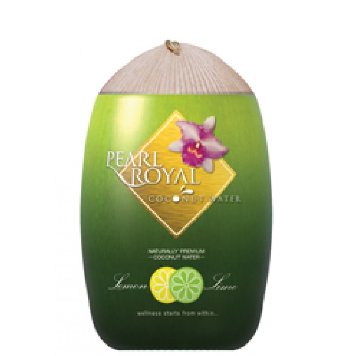 Pearl Royal Coconut water with Lemon 310ml