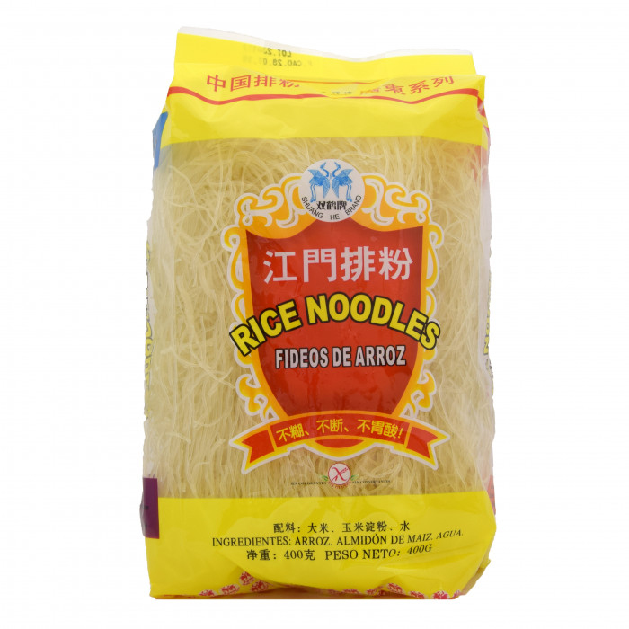Shuang He Brand Rice Noodles 400g