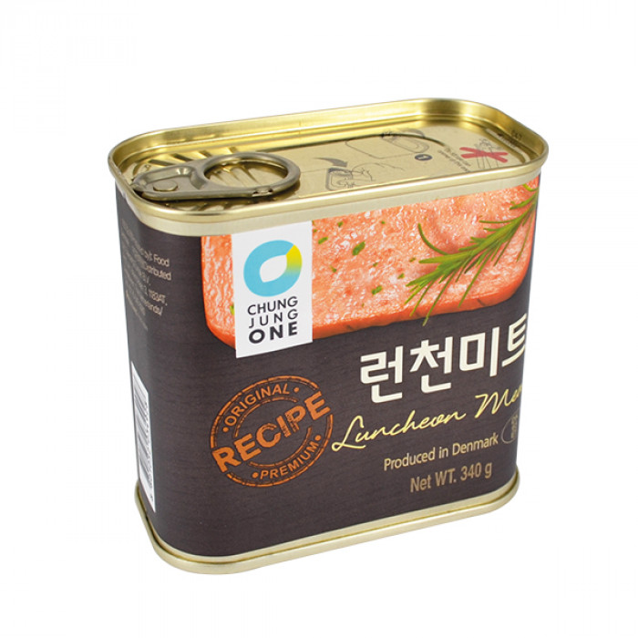 Chung Jung One Luncheon Meat 340g 韩国午餐肉