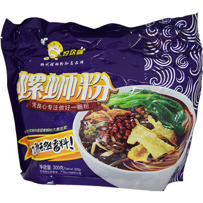 Hao Huan Luo Rice Noodle 好欢螺螺蛳粉 300g
