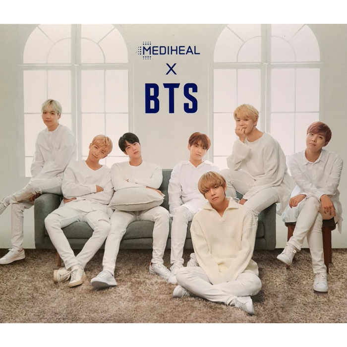 Mediheal BTS Hydrating Care Special Set / BTS 防弹少年团 补水护理套组