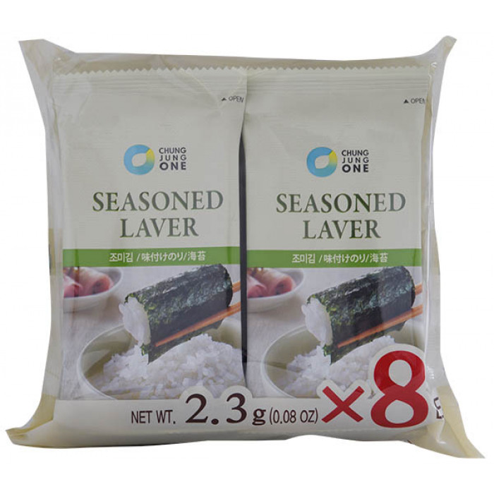 Chung jung One Seasoned Laver 18.4gr