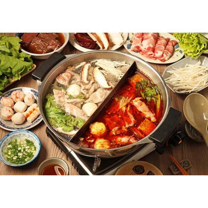 Chinese fondue - Hot Pot