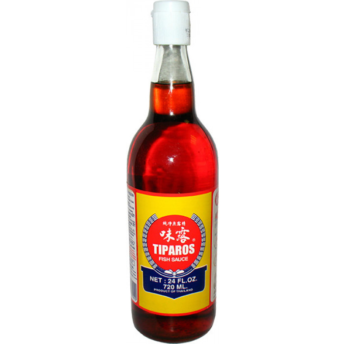 Tiparos Fish Sauce 720ml (Fles)