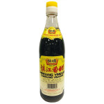 Heng Shun Chinkiang Rice Vinegar 550ml / 恒順 镇江香醋 550毫升
