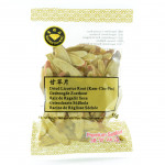 Golden Diamond Dried Licorice Root (Kam Cho Pin) 56g金钻石甘草片