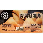 Tsing Tao Curry Trigons 32x12.5g