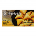 Tsing Tao Curry Trigons 96x12,5g