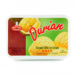 Madame Wong Durian Ice Cream 500g 泰国榴莲雪糕