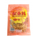 Jane Jane Prepared Shredded Squid Hot 珍珍魷魚絲 辣味 85g