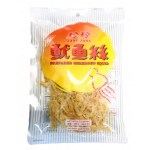 Jane Jane Prepared Shredded Squid / 珍珍魷魚絲 原味 85g