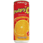 POKKA Pulpy C Orange Drink 240ml / 维C 橙味饮料 240毫升
