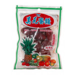 Mei Yuan Pres.Fruit Olives (Hot)(Lar Chew Larm) 120gr 美元辣橄欖