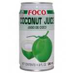 Foco Coconut Juice 330ml 福口椰子汁