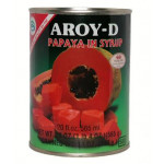 Aroy-D Papaya in Syrup 565g / Aroy-D 糖水木瓜 565g