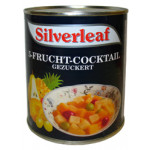 Silverleaf Fruit Cocktail 825gr