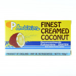Ambition Pure Creamed Coconut Santen 200g 椰膏