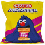 Mamee Monster Noodle Snack BBQ Flavour 8x 25g / 马来西亚妈咪怪兽烧烤味即食面