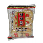 Want Want Rice Crackers 72g (Shelly Senbei)