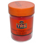 TRS Deep Orange Food Colour 25g / 食用橙色色素 25克