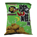 SHL Oh Nugget Chicken Flavoured Snack with Seaweed 65g