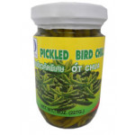 Penta Pickled Green Bird Chilli 227g