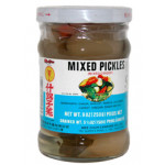 Mee Chun Mixed Pickles 250g (Pot)美珍什锦姜