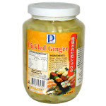 Penta Pickled White Ginger (Sliced) 454g / 罐头姜片 454克