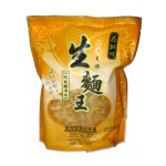 SSF Noodle King Abalone Thick 130gr 新順福鲍鱼鸡汤宽条麵
