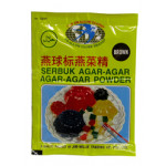 Cap Swallow Serbuk Agar Agar Powder Brown 12g 燕菜精(啡色)