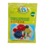 Cap Swallow Serbuk Agar Agar Powder Green 12g 燕菜精(綠色)