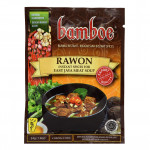 Bamboe Bumbu Rawon (Instant Spices For East Java Meat Soup) 54g