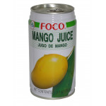 Foco Mango Juice Drink 350ml 福口芒果汁