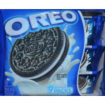Oreo Chocolate Sandwich Cookies Original 264.6gr 原味朱古力夾心餅