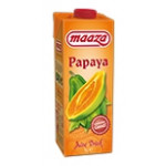 Maaza Papaya Juice Drink (1ltr)