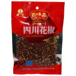 Bai Wei Zhai Chinese Prickly Ash of Sichuan 50g / 百味斋四川花椒 50g