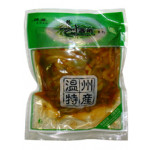 Lulu Preserved Vegetable Shredded 250g / 绿鹿榨菜丝 250克