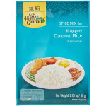 Asian Home Gourmet Singapore Coconut Rice Mix 50g / 佳厨新加坡椰子炒饭料 50g