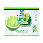 Ramwong Brand Instant Lime Drink 180gr