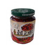 Mong Lee Shang Pickled Chilli With Black Bean 240g