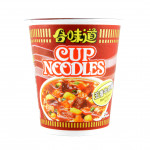 Nissin Cup Instant Noodle Beef 75gr 合味道牛肉杯麵