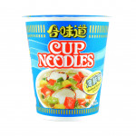 Nissin Cup Instant Noodle Seafood 75gr 合味道海鮮杯麵